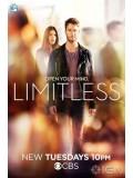 se1613 : ซีรีย์ฝรั่ง Limitless Season 1 (พากย์ไทย) 5 แผ่น