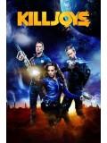 se1614 : ซีรีย์ฝรั่ง Killjoys Season 1 หน่วยไล่ล่าอาชญากรจักรวาล ปี 1 (พากย์ไทย) 3 แผ่น