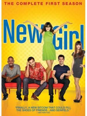 se1621 : ซีรีย์ฝรั่ง New Girl Season 1 สาวใสยัยจอมเพี้ยน ปี 1 (พากย์ไทย) 3 แผ่น