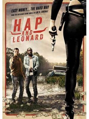 se1640 : ซีรีย์ฝรั่ง Hap and Leonard Season 1 (ซับไทย) 1 แผ่น