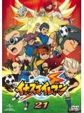ct0390 การ์ตูน Inazuma Eleven นักแตะแข้งสายฟ้า DVDMASTER set 5 จบ
