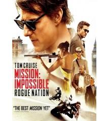 EE1843 : Mission Impossible 5 Rogue Nation / มิชชั่น อิมพอสซิเบิ้ล 5 Master 1 แผ่น