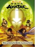 ct0353 : การ์ตูน Avatar:The Last Airbender Book 2  [7 แผ่น]