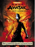 ct0354 : การ์ตูน Avatar:The Last Airbender Book 3  [7 แผ่นจบ]
