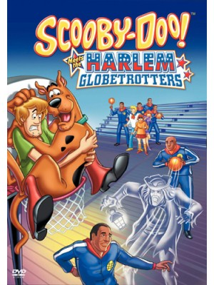 am0113 : หนังการ์ตูน Scooby Doo - Meets The Harlem Globetrotters DVD 1 แผ่น
