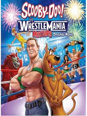 ct0903:การ์ตูน Scooby-Doo! WrestleMania Mystery 1 แผ่น