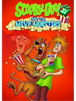 ct0630:การ์ตูน Scooby-Doo! And The Movie Monsters 1 แผ่น