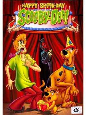 ct0631:การ์ตูน Scooby-Doo! Happy Spook-Day 1 แผ่น