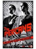 Se1028 :ซีรีย์ฝรั่ง  The Americans Season 1 (ซับไทย) 4 แผ่นจบ
