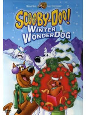 am0115 : หนังการ์ตูน Scooby-Doo - Winter Wonderdog DVD 1 แผ่น