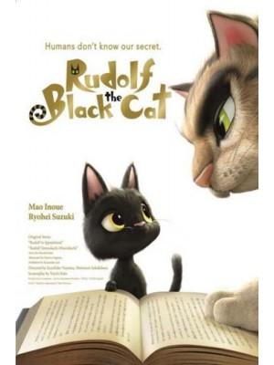 ct1236 : หนังการ์ตูน Rudolf the Black Cat รูดอล์ฟ เหมียวน้อยผจญเมือง DVD 1 แผ่น
