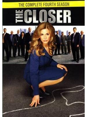 se0879 : ซีรีย์ฝรั่ง The Closer Season 4 [ซับไทย] DVD 5 แผ่น