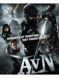 jm022 : หนังญี่ปุ่น สงครามเอเลี่ยนถล่มนินจา DVD 1 แผ่นจบ