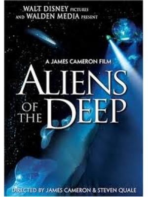 ft008 :สารคดี Aliens Of The Deep 1DVD