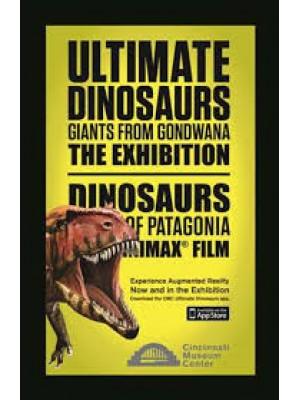 ft025 :สารคดี Ultimate Dinosaur 8 แผ่น