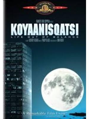 ft014 :สารคดี Koyaanisqatsi : Life Out Of Balance 1 DVD