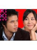 st0028 : ละครไทย คมรักคมเสน่หา (รถเมล์ คะนึงนิจ + ว่าน AF ) 4 แผ่นจบ