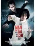 cm0124 : Man Of Tai Chi คนแกร่งสังเวียนเดือด DVD 1 แผ่น