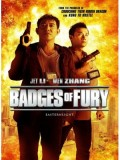cm0130 : Badges Of Fury ปิดหน่วยล่า คนหมาเดือด DVD 1 แผ่น