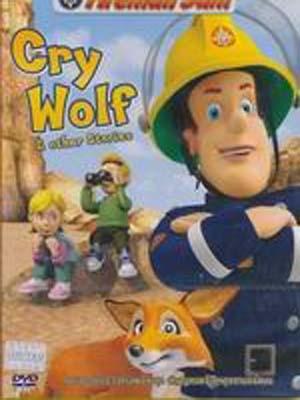 ct1283 : หนังการ์ตูน Fireman Sam: Cry Wolf other stories DVD 1 แผ่น