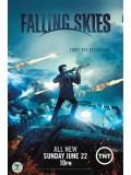 Se1155 ซีรีย์ฝรั่ง Falling Skies Season 4 (ซับไทย) DVD 3 แผ่นจบ