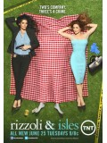 Se1157 : ซีรีย์ฝรั่ง Rizzoli And Isles Season 4 DVD 4 แผ่นจบ