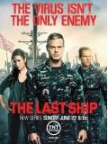 Se1160 : ซีรีย์ฝรั่งThe Last Ship Season 1 (ซับไทย) DVD 3 แผ่น