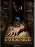 EE1153 : หนังฝรั่ง Evidence ชนวนฆ่าขนหัวลุก DVD 1 แผ่นจบ