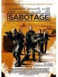 EE1232 : Sabotage คนเหล็กล่านรก DVD 1 แผ่นจบ