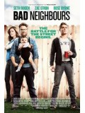 EE1254 : หนังฝรั่ง Bad Neighbours เพื่อนบ้านมหา(บรร)ลัย DVD 1 แผ่นจบ