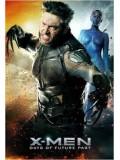 EE1279 : X-Men : Days of Future Past เอ็กซ์เมน สงครามวันพิฆาตกู้อนาคต DVD 1 แผ่นจบ