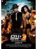 AD009 : หนังอินเดีย Dhoom 3 ดูม 3 มหกรรมล่า คนเหนือเฆม DVD 1 แผ่น