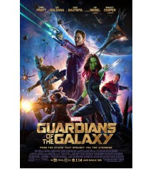 EE1327 : Guardians of the Galaxy รวมพันธุ์นักสู้พิทักษ์จักรวาล DVD 1 แผ่นจบ