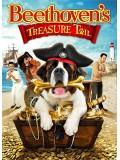EE1344 : Beethoven s Treasure Tail บีโธเฟน ล่าสมบัติโจรสลัด DVD 1 แผ่นจบ