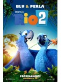 ct0908 : หนังการ์ตูน Rio 2 / ริโอ เจ้านกฟ้าจอมมึน 2 DVD 1 แผ่น