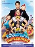 AD025 : หนังอินเดีย Toonpur Ka Superhero ฮีโร่ทะลุศึกโลกการ์ตูน Master 1 แผ่น