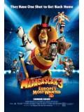 ct0614 : หนังการ์ตูน Madagascar 3 มาดากัสการ์ 3 ข้ามป่าไปซ่ายุโรป DVD 1 แผ่น