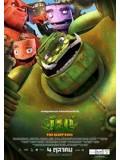 ct0657 : หนังการ์ตูน ยักษ์ The Giant King DVD 1 แผ่น