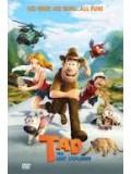 ct0677 : หนังการ์ตูน Tad The Lost Explorer  ฮีโร่จำเป็นผจญภัยสุดขอบฟ้า DVD 1 แผ่น
