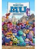 ct0767 : หนังการ์ตูน Monsters University มหาลัย มอนสเตอร์ DVD 1 แผ่น