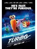 ct0778 : หนังการ์ตูน Turbo เทอร์โบ หอยทากจอมซิ่งสายฟ้า DVD 1 แผ่น