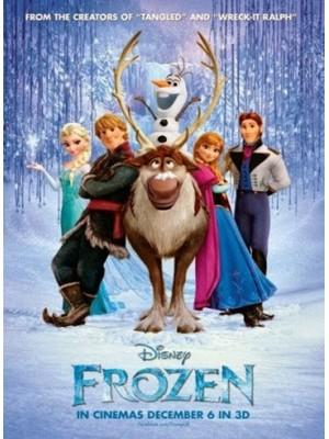 ct0841 : หนังการ์ตูน Frozen ผจญภัยแดนคำสาปราชินีหิมะ DVD 1 แผ่น