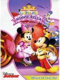 ct0873: Mickey Mouse Clubhouse: Minnie-Rella บ้านมิคกี้แสนสนุก: มินนี่เรลล่า DVD 1 แผ่นจบ