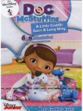 ct0866: Doc Mcstuffins: A Little Cuddle Goes A Long Way ด็อก แมคสตัฟฟินส์ ตอน อ้อมกอดแสนหวาน DVD 1 แผ่นจบ