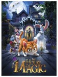ct0902 : หนังการ์ตูน The House of Magic เหมียวน้อยพิทักษ์บ้านมายากล DVD 1 แผ่น