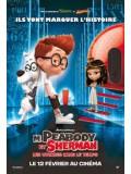 ct0916 : หนังการ์ตูน Mr.Peabody And Sherman ผจญภัยท่องเวลากับนายพีบอดี้และเชอร์แมน DVD 1 แผ่น