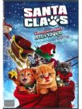 am0110 : หนังการ์ตูน Santa Claws น้องเหมียวแซนต้า ภารกิจขนปุย DVD 1 แผ่น