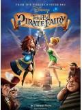 ct1025 : Tinker Bell And The Pirate Fairy ทิงเกอร์เบลล์กับนางฟ้าโจรสลัด DVD Master 1 แผ่นจบ