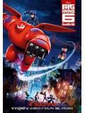 ct1043 : หนังการ์ตูน Big Hero 6 / บิ๊ก ฮีโร่ 6 DVD 1 แผ่น