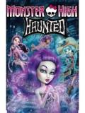 ct1053 : หนังการ์ตูน Monster High: Haunted / มอนสเตอร์ ไฮ: หลอน DVD 1 แผ่น